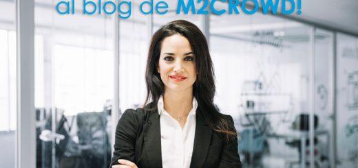 Bienvenido al blog de M2CROWD