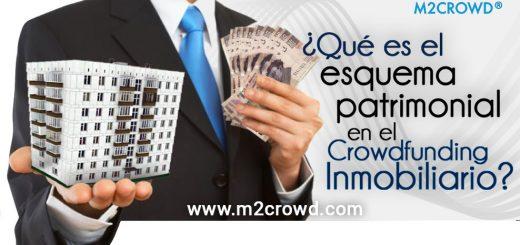 ventajas ofrece invertir bajo esquema patrimonial en crowdfunding