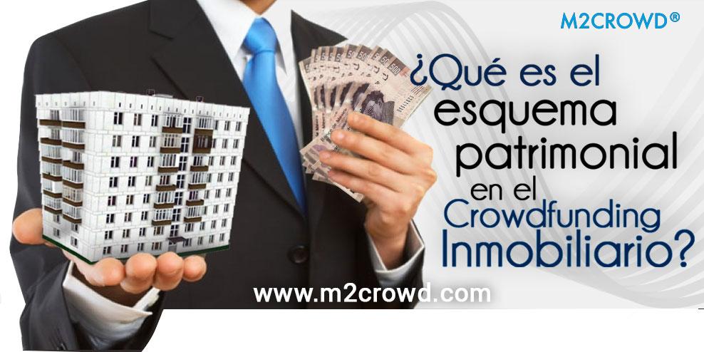 Qué es y qué ventajas ofrece invertir bajo esquema patrimonial en crowdfunding