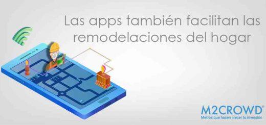 Las apps también facilitan las remodelaciones del hogar