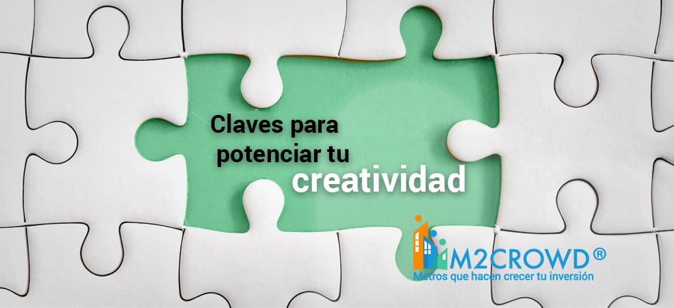 potenciar creatividad