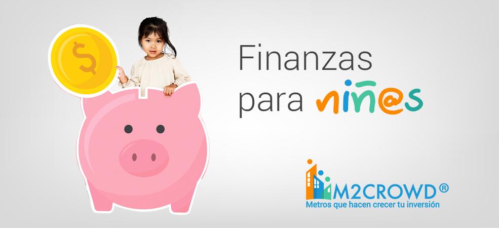 Formas originales para enseñar finanzas a los niños