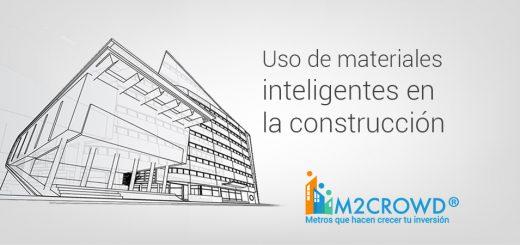 Uso de materiales inteligentes en la construcción