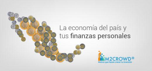 La economía del país y tus finanzas personales