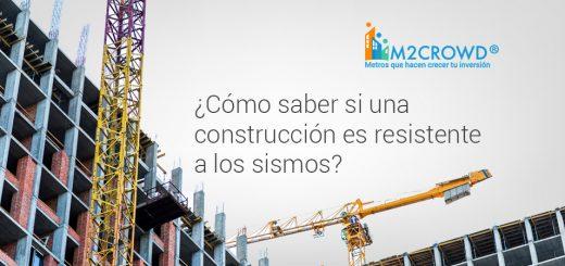 Cómo saber si una construcción es resistente a un sismo