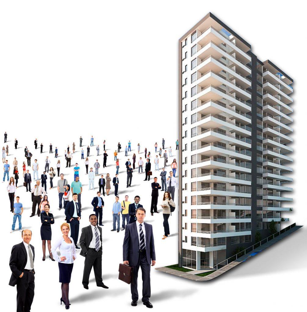 Fondeo Colectivo, oportunidad para invertir en el sector inmobiliario.